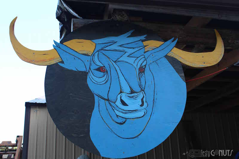 Blue Ox: Babe the Blue Ox