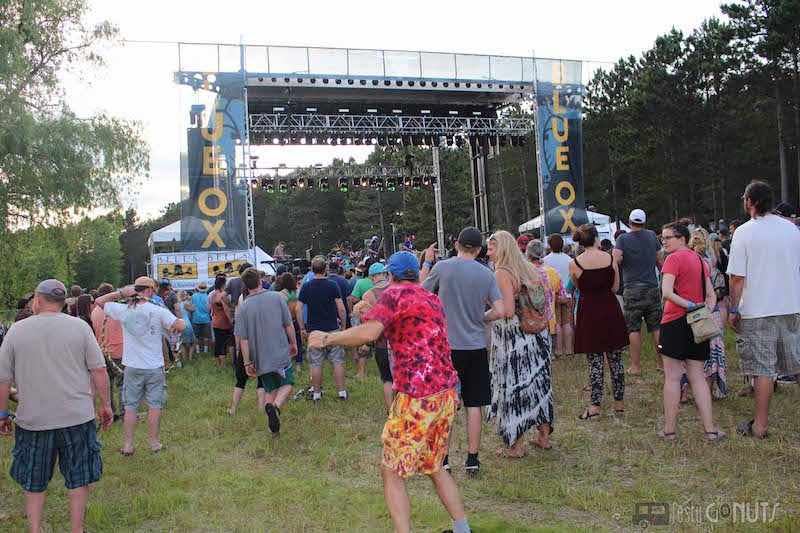 Blue Ox: Main Stage Dancing