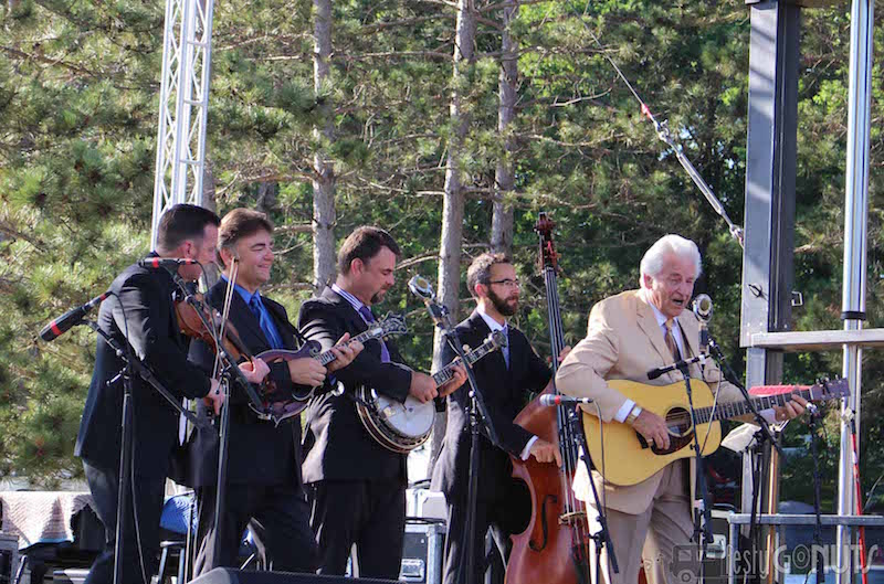 Blue Ox: Del McCoury and Band