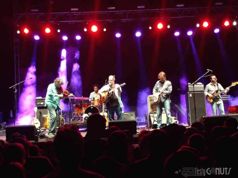 Blue Ox: Leftover Salmon 2