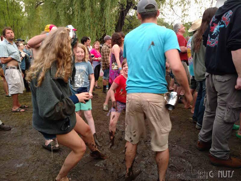 Blue Ox: Dancing in Mud