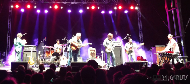 Leftover Salmon Blue Ox 2016