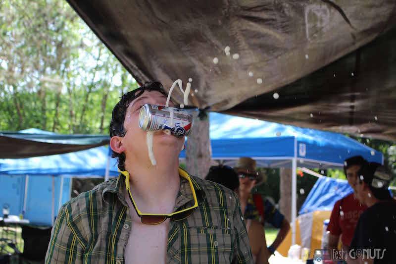 Blue Ox Music Festival Dunk-a-roo