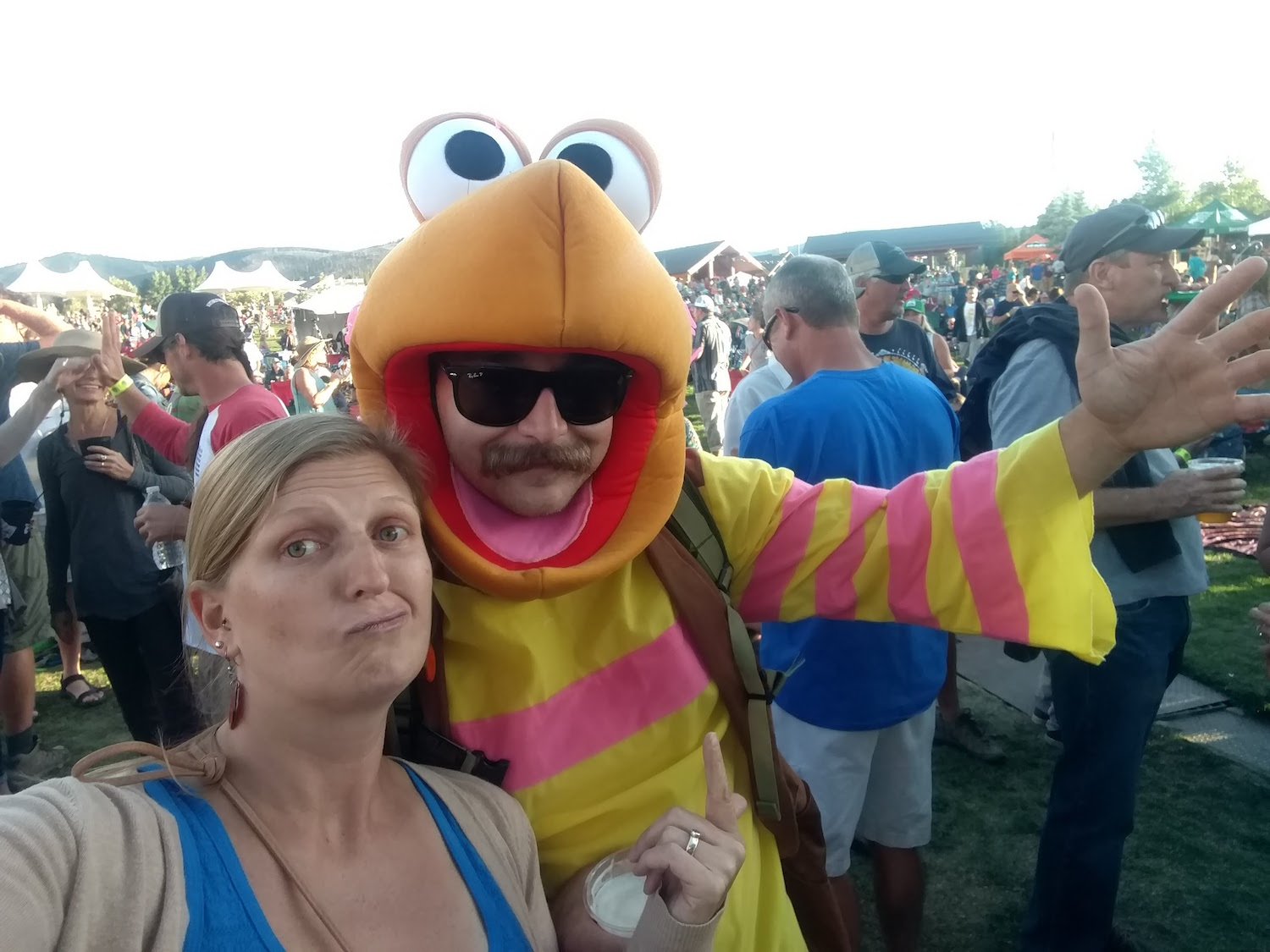 Fraggle at Festy
