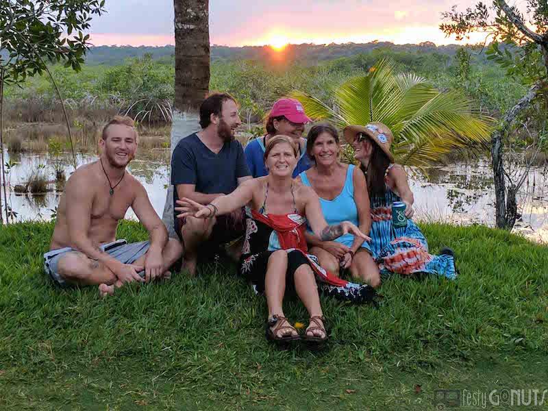Festy Friends in Bacalar