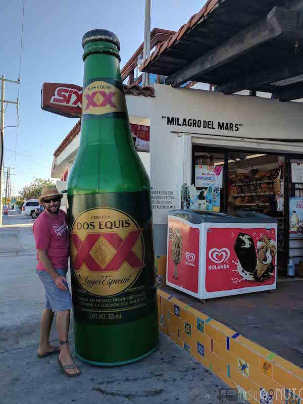 Cervezas Grandes on Isla Mujeres
