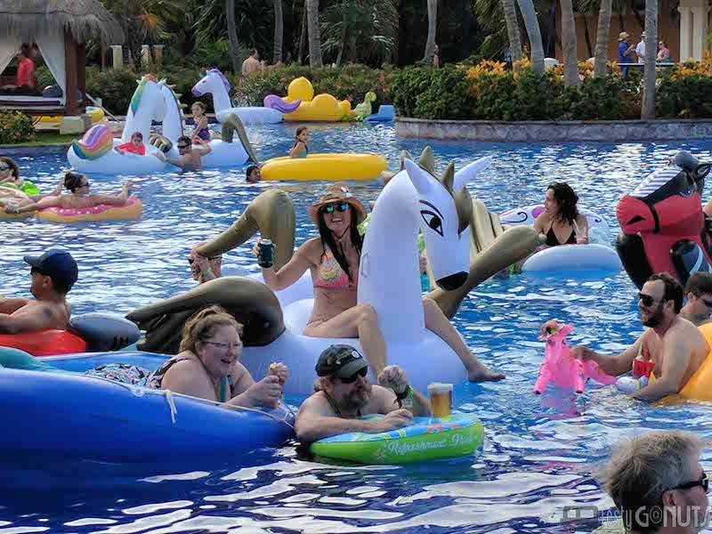 Strings_and_Sol_2016: Floaties in the Pool