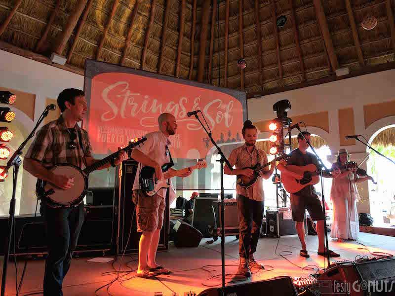 Strings_and_Sol_2016: Yonder Mountain String Band Gazebo Set