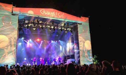 Strings and Sol Preview 2016 – Shenanigans on the Beach