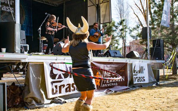 UllrGrass Festival
