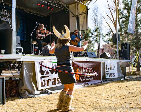 UllrGrass Festival 2017 in Golden Colorado
