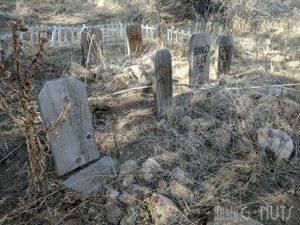 Stanley Hotel Pet Cemetery