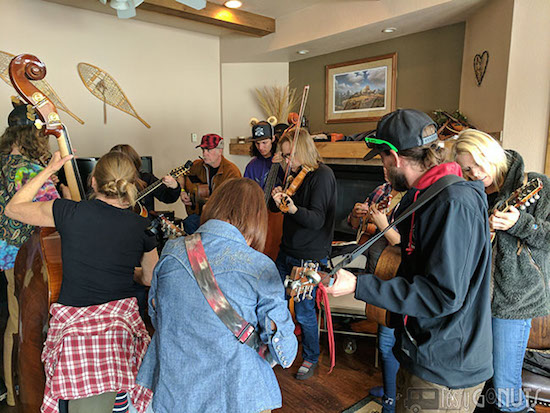 Winter Wondergrass Steamboat 2017