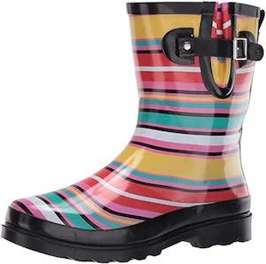 Western Chief Women's Mid-Height Waterproof Boot