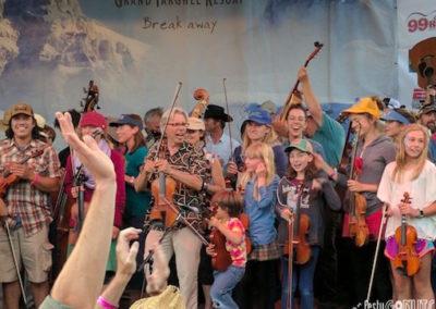 Targhee-Bluegrass-Festival-Music-Camp-Performance
