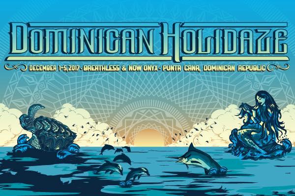 Dominican Holidaze tropical destination festival