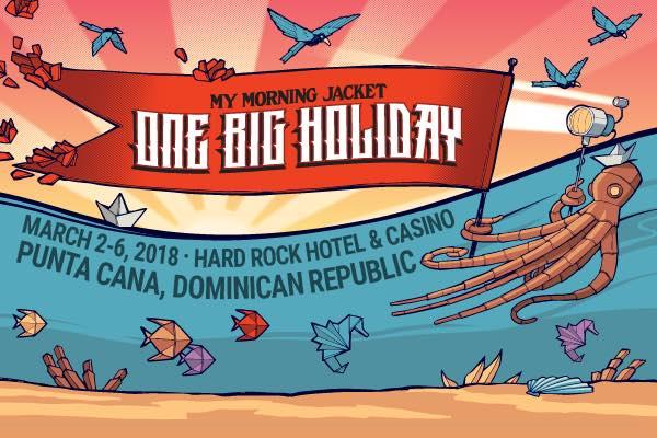 One Big Holiday tropical destination festival