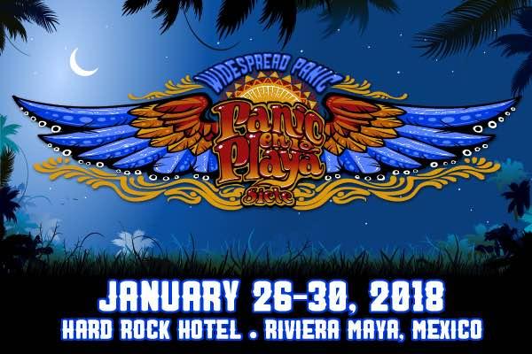 Panic en la Playa tropical destination festival