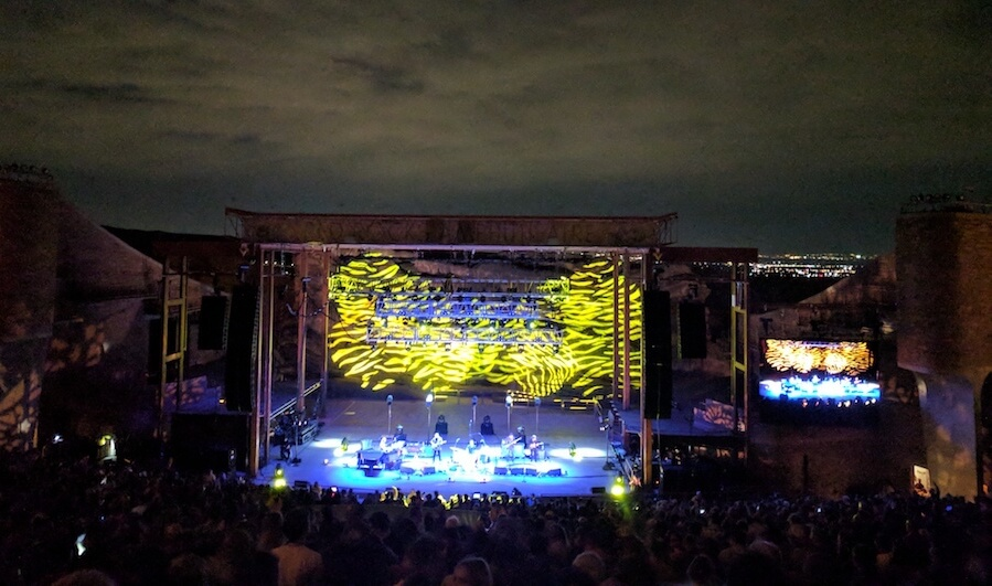 Tips for a Concert at Red Rocks