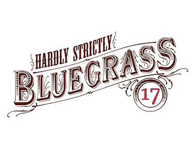 Hardly Strictly Bluegrass fall music festival 2017