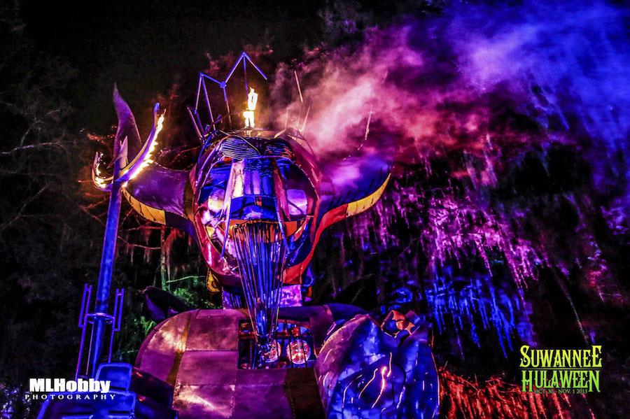 Halloween Music Festivals 2017