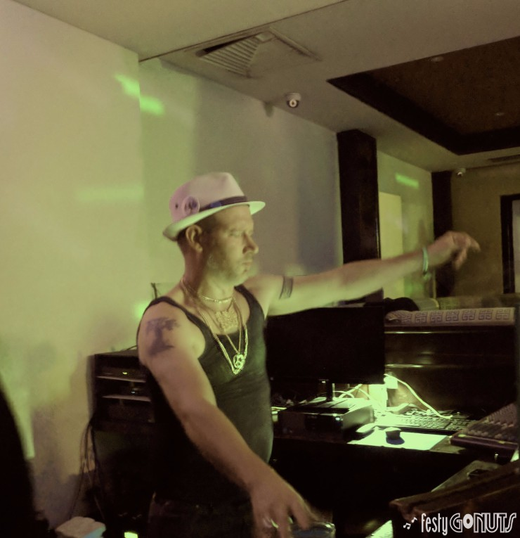 Strings and Sol 2017 - DJ Bontzilla