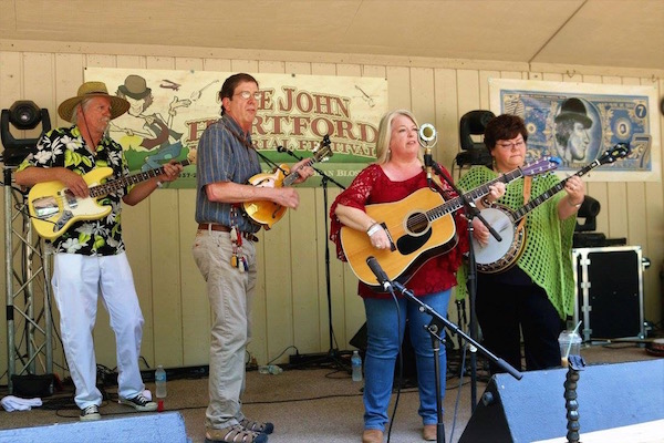 John Hartford Memorial Festival band competition
