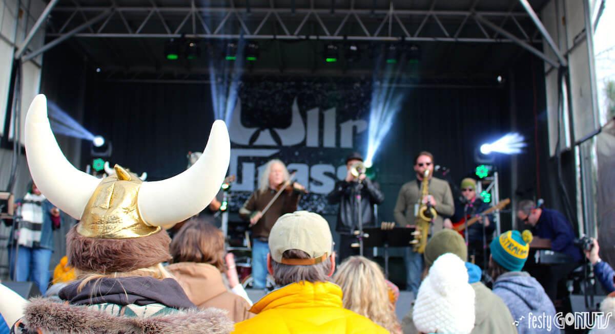 UllrGrass Music Festival 2018