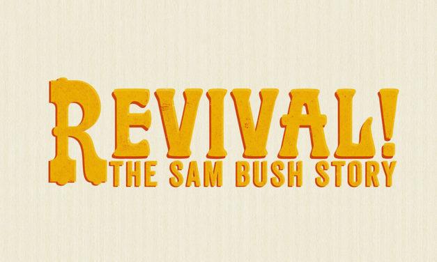 """Revival: The Sam Bush Story"" Available on Amazon!"