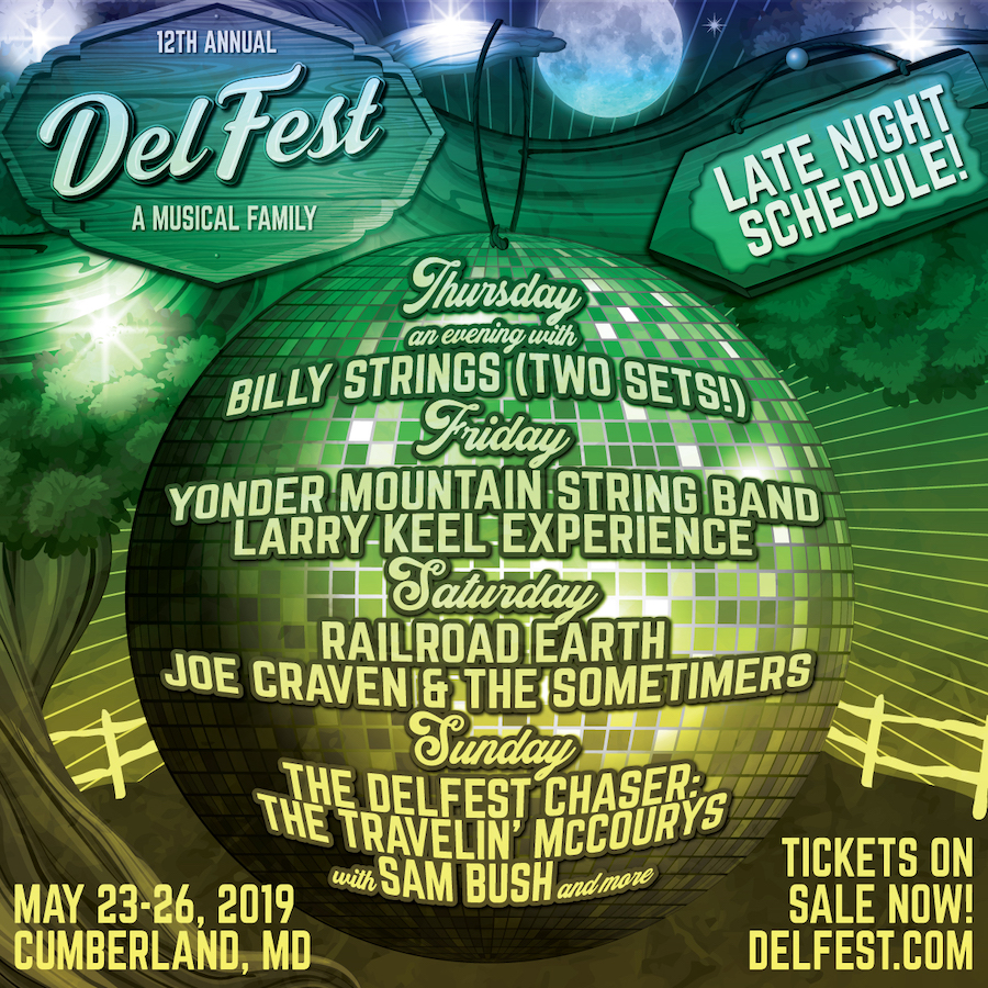 DelFest 2019 Late Night Sets