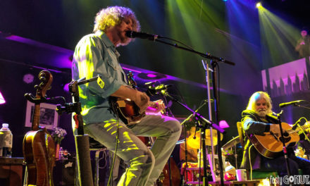 Interview with Drew Emmitt, Leftover Salmon: Boogie at the Broadmoor, Stories from the Living Room, & Thirty Years of Festival!