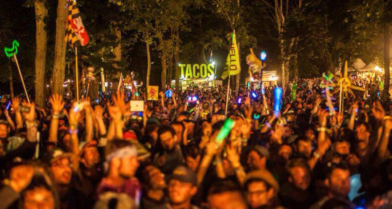 McDevitt Taco Supply - Electric Forest