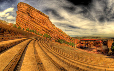 Red Rocks Amphitheatre Schedule: Red Rocks 2019 Calendar