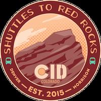CID Shuttles to Red Rocks