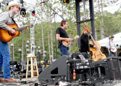Jeff Austin Band at Blue Ox Music Festival 2019