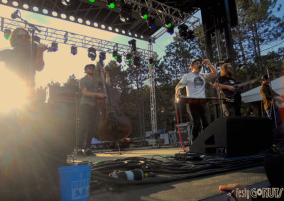 Lil Smokies at Blue Ox Music Festival 2019