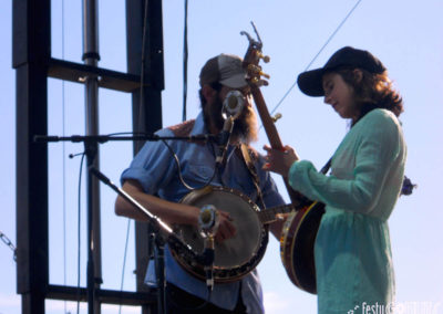 The Lowest Pair at Blue Ox Music Festival 2019