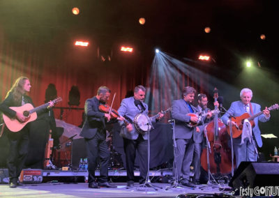 Del McCoury Band at Delfest 2019
