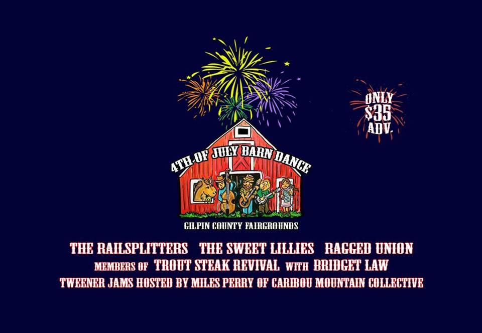 4th of July Barn Dance
