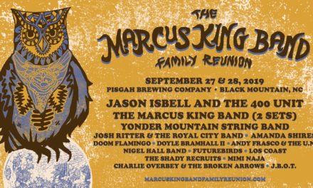 The 2019 Marcus King Band Family Reunion Lineup Additions