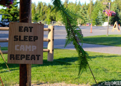 Outbound Pursuit 2019 Snowbasin - Eat, Sleep, Camp, Repeat