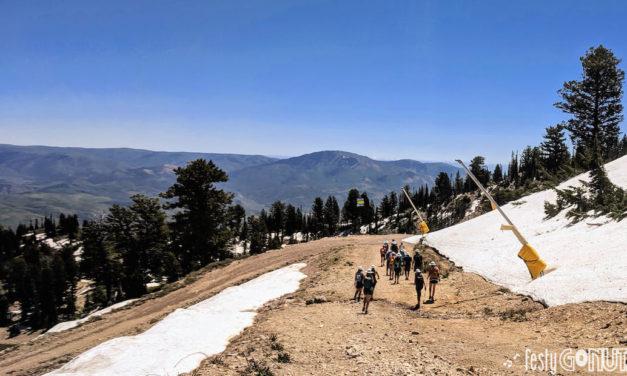 The Outbound's Pursuit Series: Snowbasin, Utah 2019