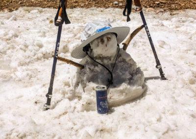 Outbound Pursuit 2019 Snowbasin snowman
