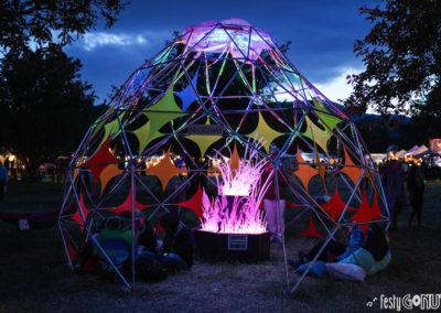 Sonic Bloom 2019 GeoZome