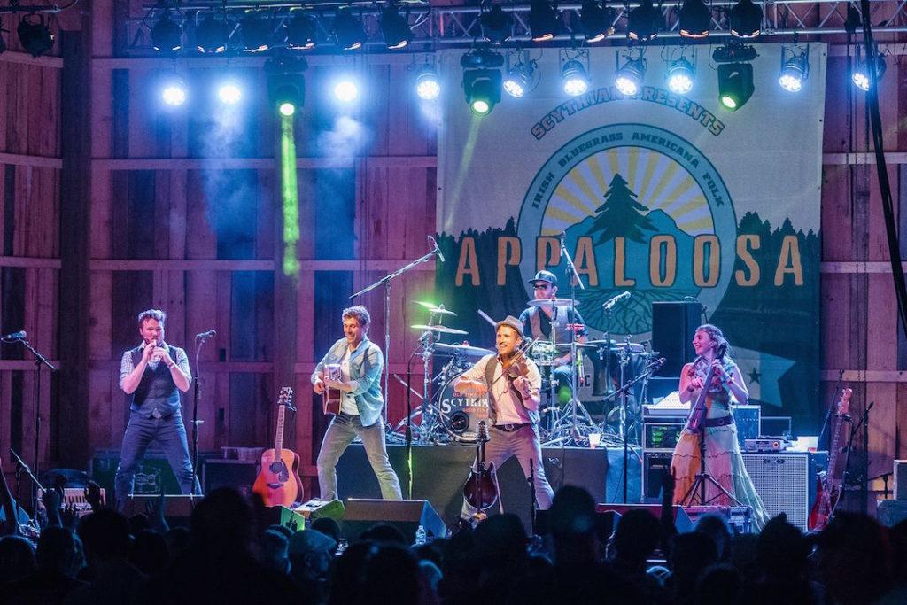 Appaloosa Music Festival | photo by Craig Spiering | 2017