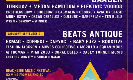 Same Same But Different Festival Daily Lineup