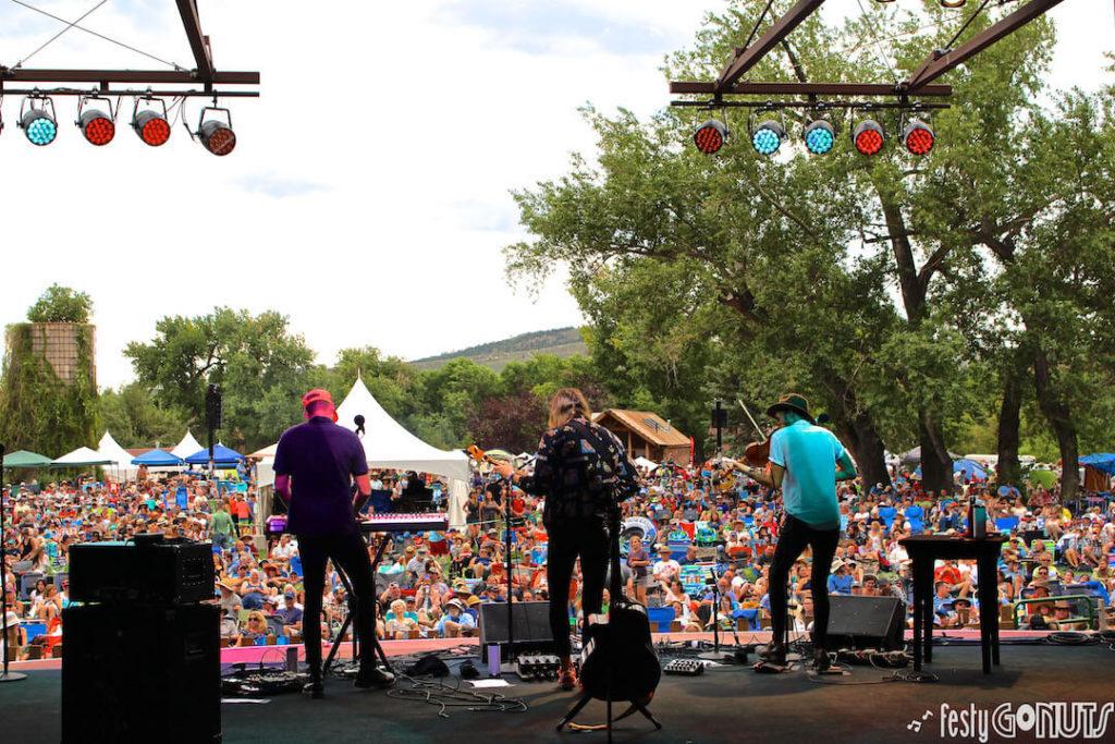 Planet Bluegrass Folks Festival 2019