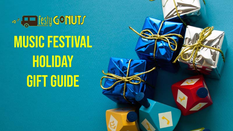 Music Festival Holiday Gift Guide