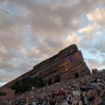 Red Rocks Amphitheater at Full Capacity June 21