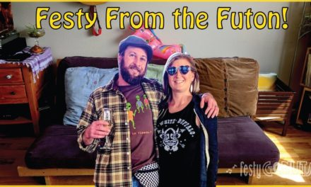 Festy From The Futon | Episode 3